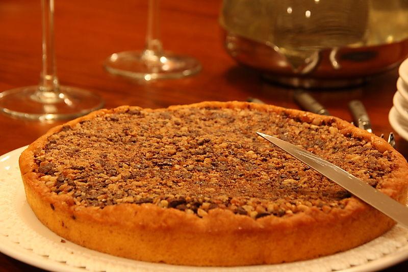 Torta 1920 - Italian Chocolate Cake with Rum