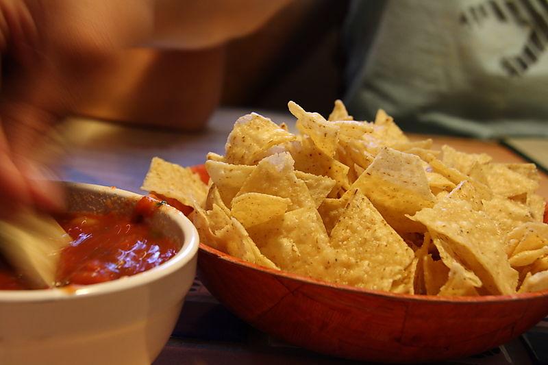 Chilito Verde Bakersfielf - Chips & Salsa