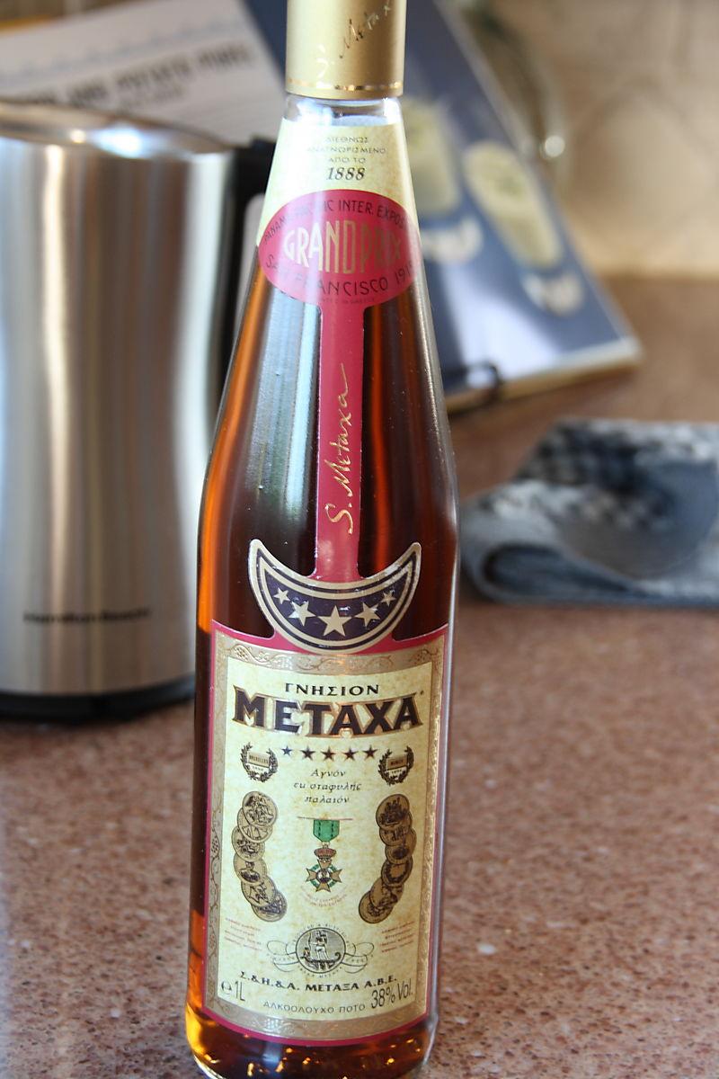 Metaxa from Greece