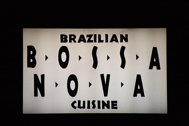 Bossa Nova - Sign