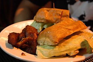 Bossa Nova - Sandwich with Platanos