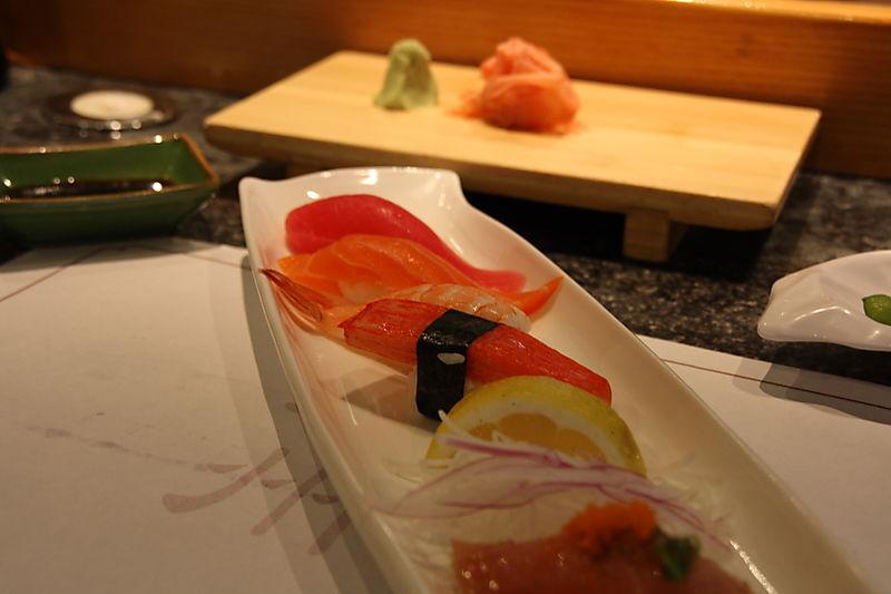 Honshu Sushi - Sushi Lunch Special 2