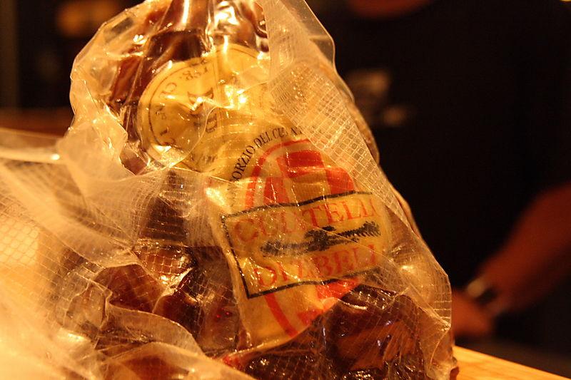 Culatello Dinner at BLD - Culatello di Zibello DOP Della Consorzio 1
