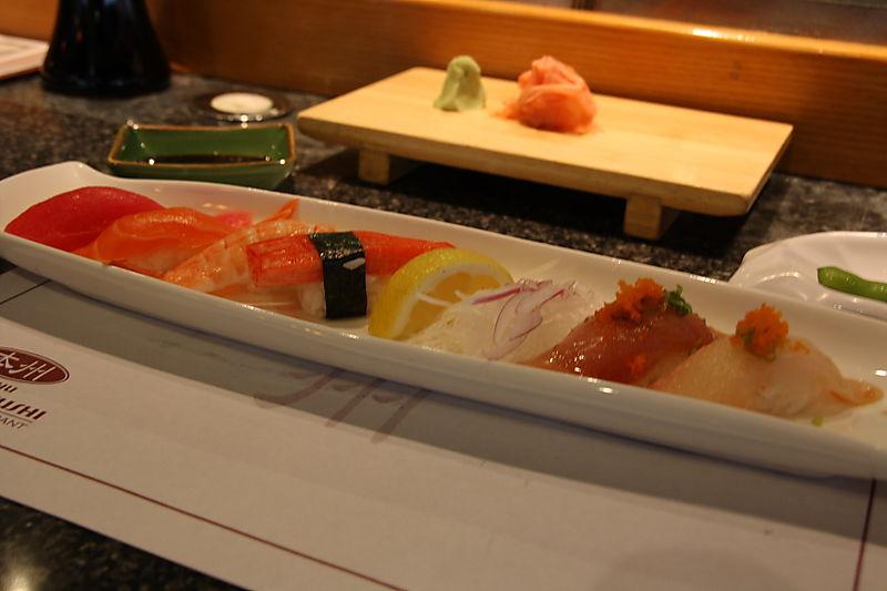 Honshu Sushi - Sushi Lunch Special