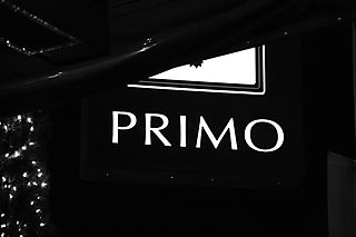 Primo Sunset - Sign