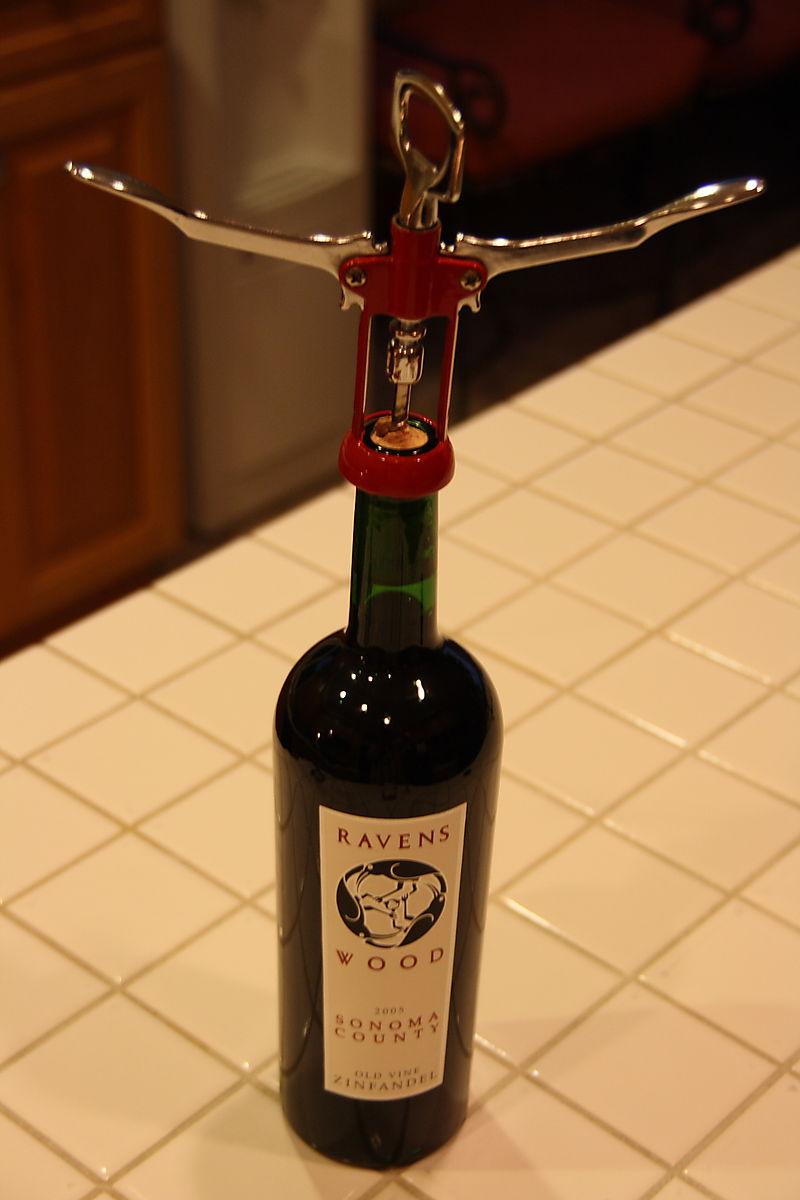 Ravens Wood Sonoma County Old Vine Zinfandel - 2005 1