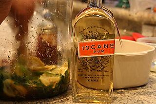 Mojito - 10 Cane Rum