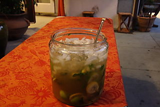Mojito - Add the Ice