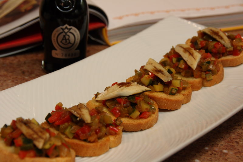 Spain and The World Table - Anchovy Bocadillos - The Results 5
