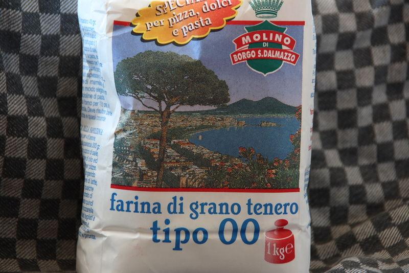 Fresh Pasta - Farina di Grano Tenero tipo 00