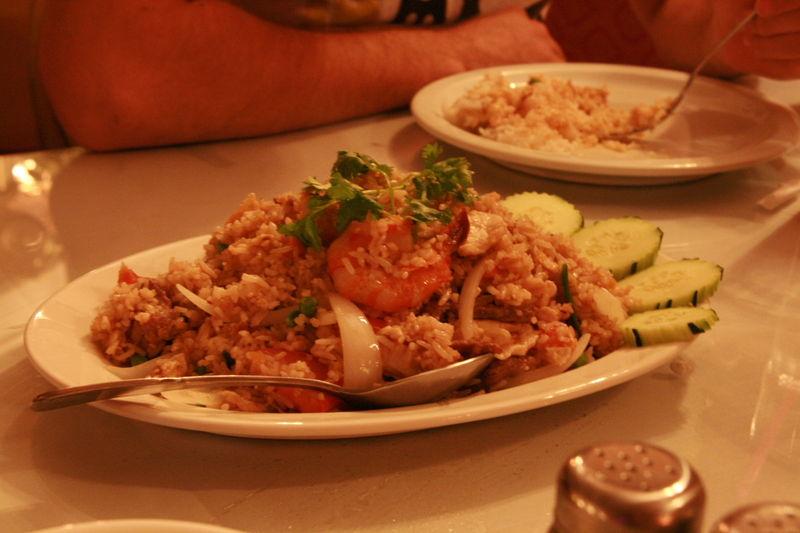 Lemongrass Thai - Thai Fried Rice