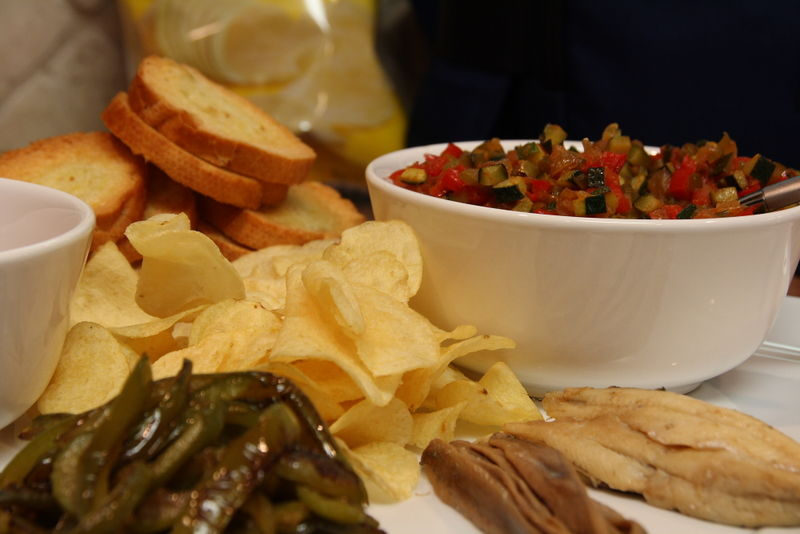 Spain and The World Table - Anchovy Bocadillos - The Results 4