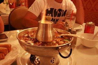 Lemongrass Thai - Tom Yum Soup